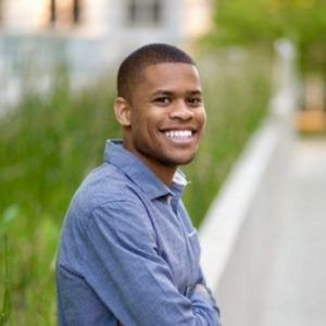 Headshot of 2015 Multicultural Career Workshop participant, Micah Minter. Micah was also a 2016 IRTS Summer Fellow