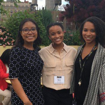 3 generations of Helen Karas Fellows