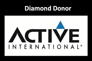 IRTS Diamond Donor, Active International