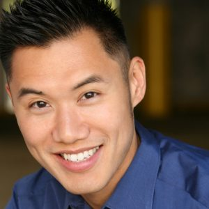 Headshot of Derek Wan, 2001 alum featured in June 2018 newsletter
