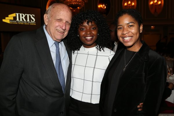 Floyd Abrams & IRTS Summer Fellow alumnae at 2017 Hall of Mentorship