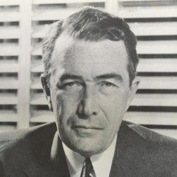 Commander Eugene McDonald of Zenith Radio Corp., a 2018 Giants of Broadcasting Honoree