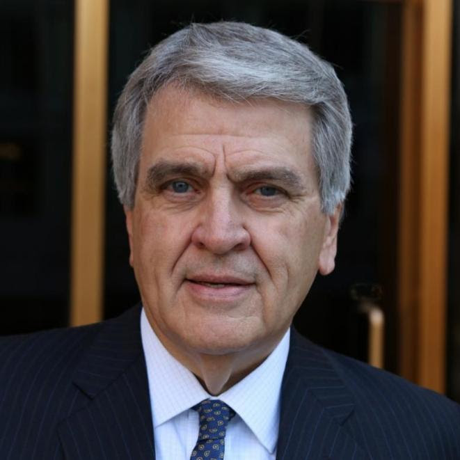 John David of the National Association of Broadcasters, a 2018 Giants of Broadcasting Honoree