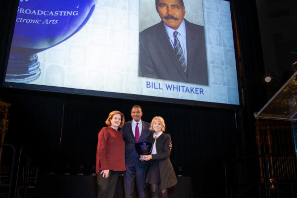 2018 Giants of Broadcasting honoree Bill Whitaker