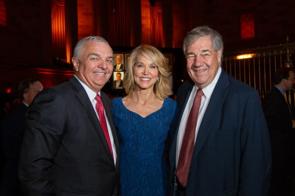 2018 Giants of Broadcasting honoree Paula Zahn & others