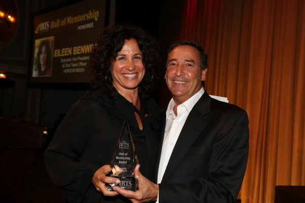 2018 Hall of Mentorship Honoree Eileen Benwitt & her presenter, Bill Koenigsberg