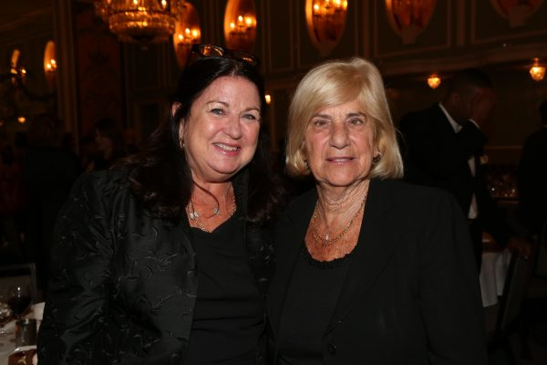 2018 Hall of Mentorship Honoree Jo Ann Ross & her friend, Peggy Green