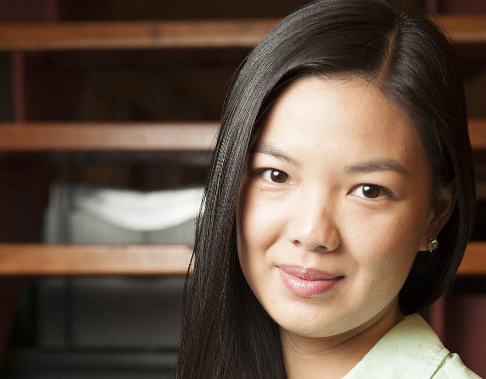 2012 IRTS alumna Stephanie Jaw