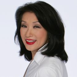 Connie Chung, a 2019 Giants of Broadcasting Honoree