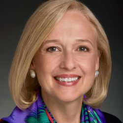 Paula Kerger, a 2019 Giants of Broadcasting Honoree