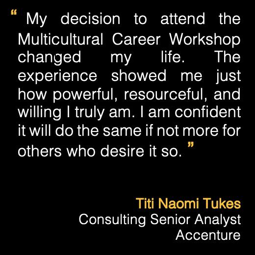 IRTS MCW Quote- Titi Naomi Tukes