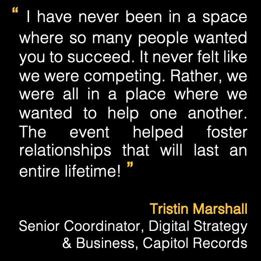 IRTS MCW Quote- Tristin Marshall