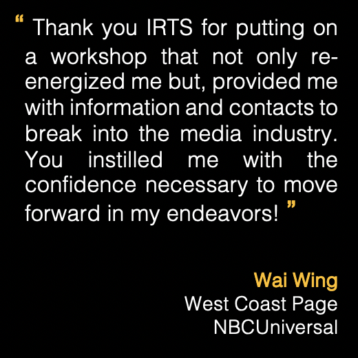 IRTS MCW Quote- Wai Wing