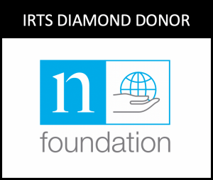 Logo of 2020 IRTS Diamond Donor, The Nielsen Foundation