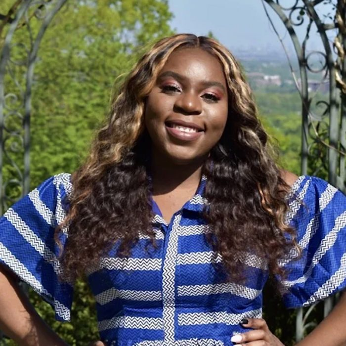 2020 FMLAS Conferee. Atinuke Akindebe